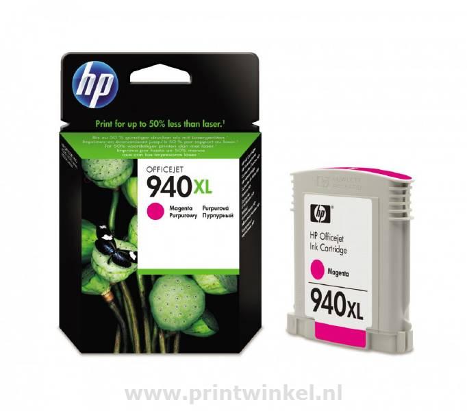 940 XL Ink, Magenta