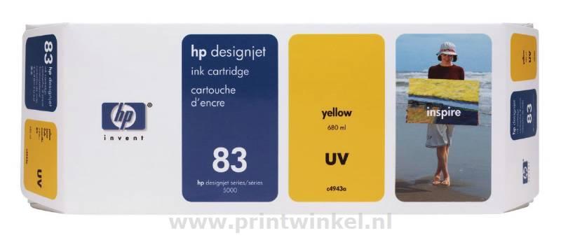HP C4943A inktcartridge