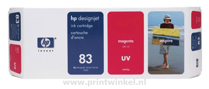 HP C4942A inktcartridge