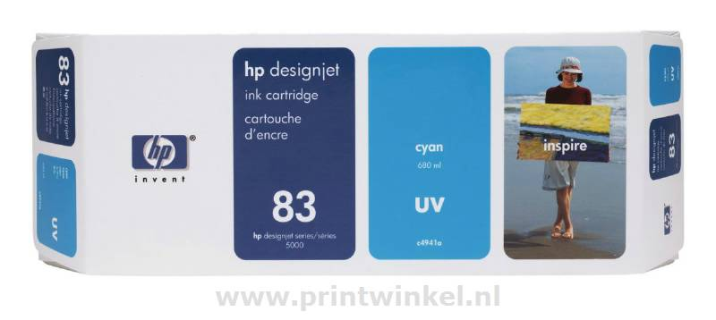 HP C4941A inktcartridge