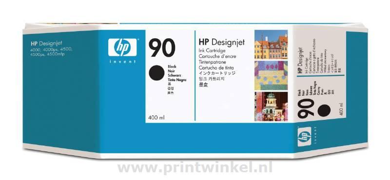 INKCARTRIDGE HP 90 C5058A ZWART