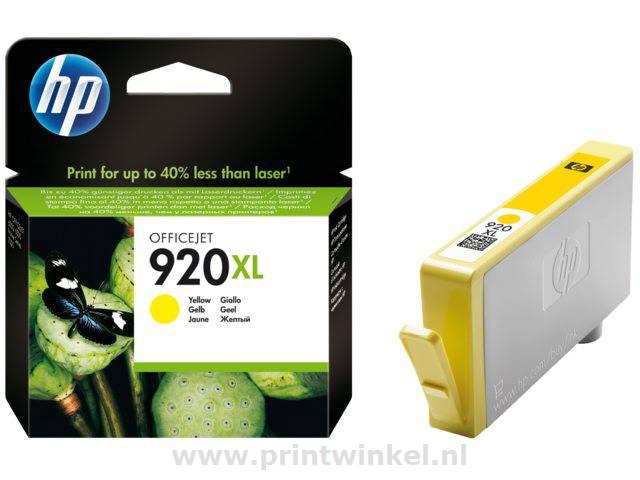920XL inktcartridge