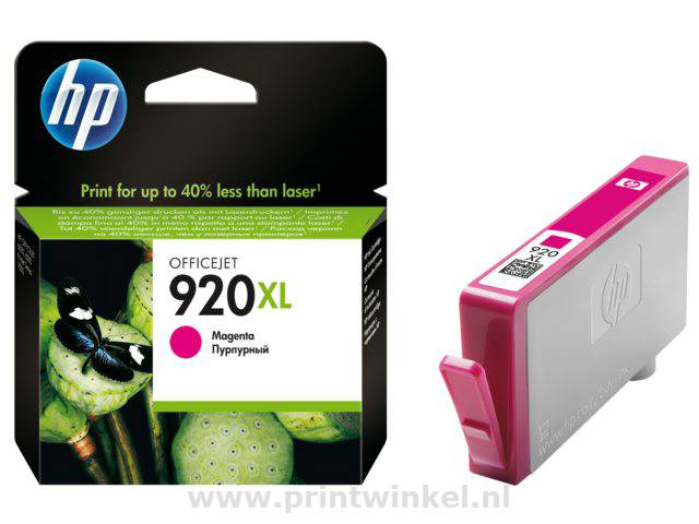 920XL inktcartridge
