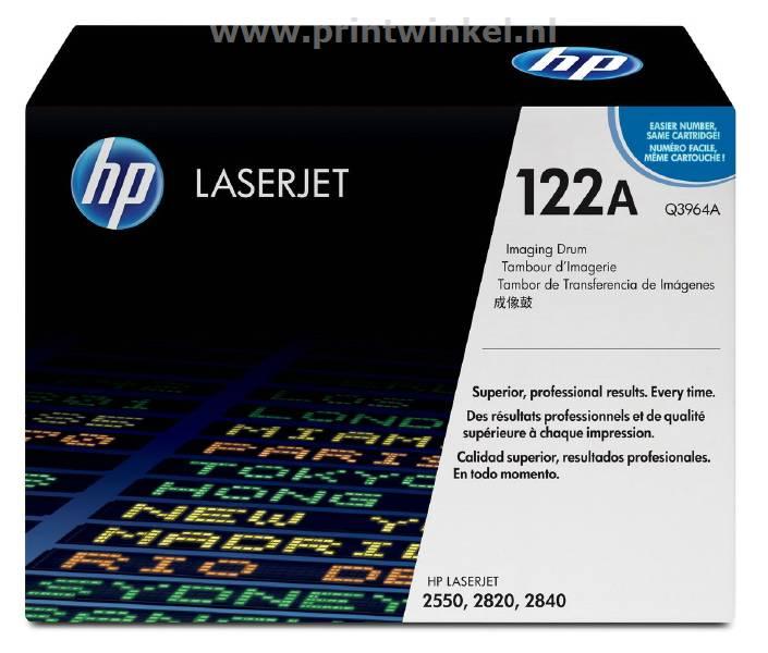 DRUM HP Q3964A NO 122A ZWART