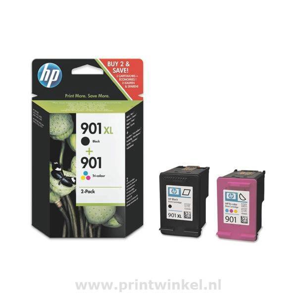 HP 901 Ink Cartridge 2-Pack