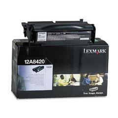 Lexmark T430 6K retourprogramma printcartridge