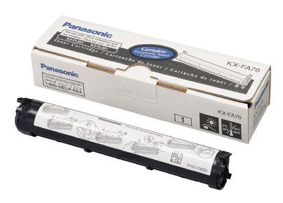 Panasonic Fax Toner Cartridge for KX-FL501E-FLM551-FLB751 Black