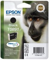 Inkcartridge Epson T089140 zwart
