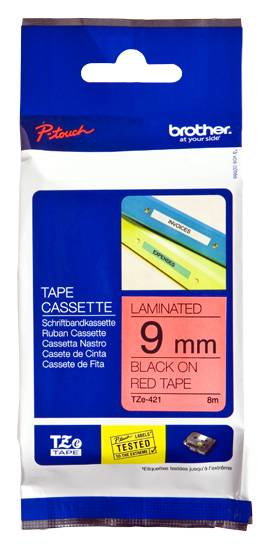 Brother TZE421 labelprinter-tape