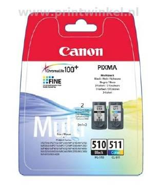 PG-510-CL511, multipack