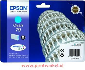 Epson C13T79124010 inktcartridge