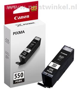 Canon PGI-550 PGBK inkt, zwart