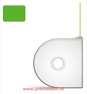 CubePro Cartridge PLA Green